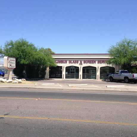 Photo of Columbus Glass & Screen Services in Garden District, Tucson