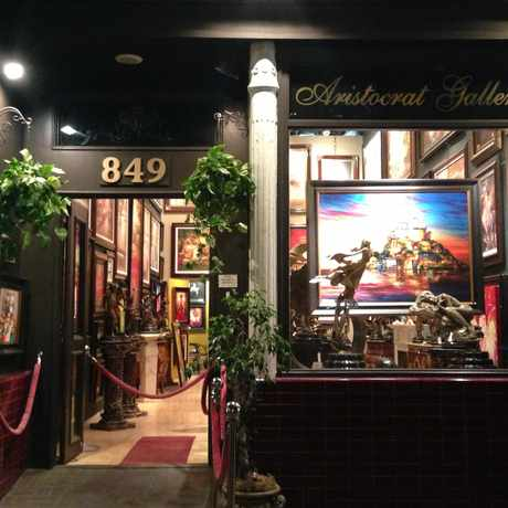 Photo of Aristocrat Gallery in Gaslamp, San Diego