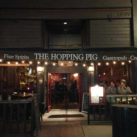 Photo of The Hopping Pig in Gaslamp, San Diego