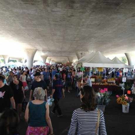 Photo of Sunday Farmers Market in Sacramento