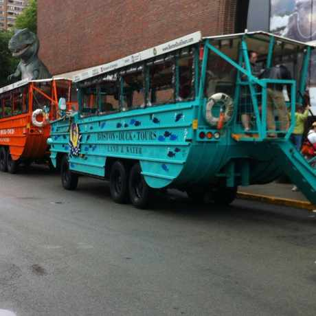 Photo of Boston Duck Tours in Back Bay, Boston