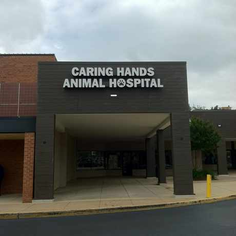 Photo of Caring Hands Animal Hospital in London Park Apartments, Alexandria