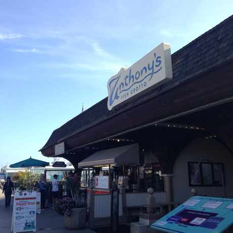 Photo of Anthony's Fish Grotto in Marina, San Diego