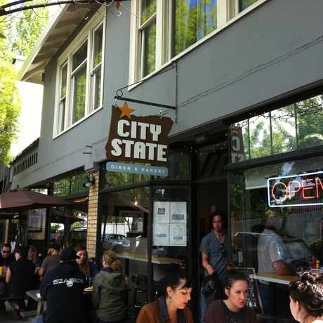 Photo of City State Diner in Kerns, Portland