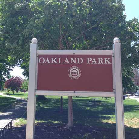 Photo of Oakland Park in Ballston - Virginia Square, Arlington
