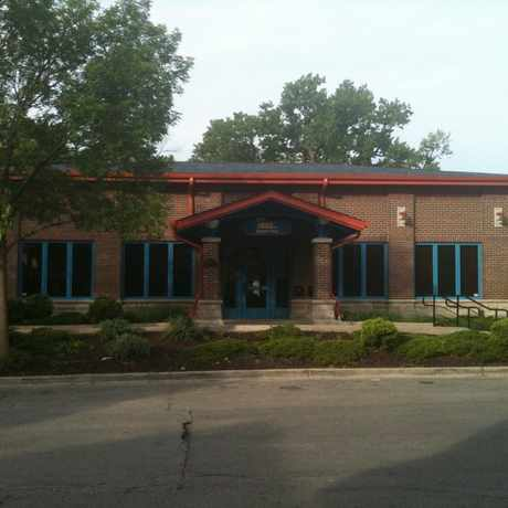 Photo of Edison Park Metra Station in Edison Park, Chicago