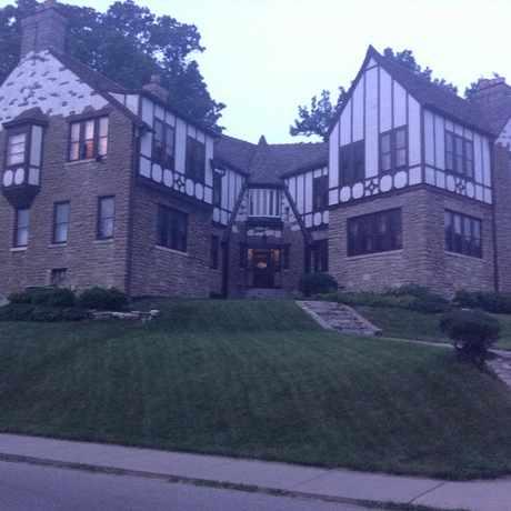 Photo of LUDLOW AVE & MORRISON PL in Clifton, Cincinnati