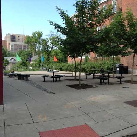 Photo of Clifton Plaza in Clifton, Cincinnati