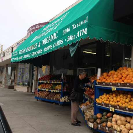 Photo of Sunset Produce in Outer Sunset, San Francisco