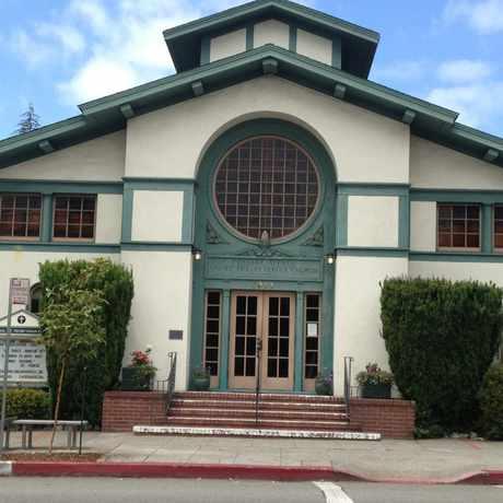 Photo of College Avenue United Presbyterian Church in Rockridge, Oakland