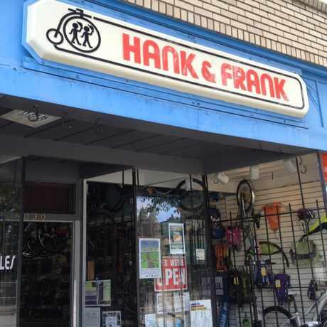 Photo of Hank & Frank Bicycles in Rockridge, Oakland