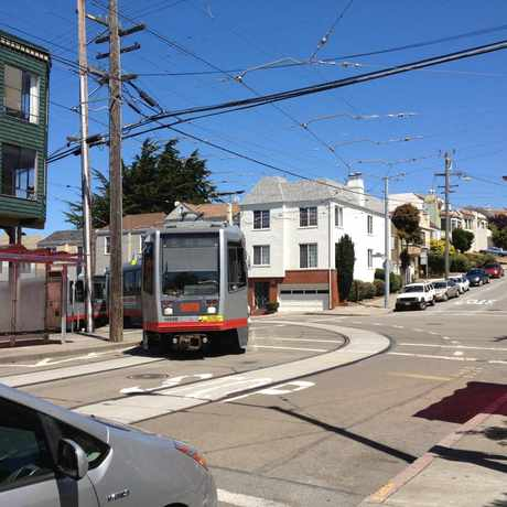 Photo of 15th Ave & Taraval St in West Portal, San Francisco