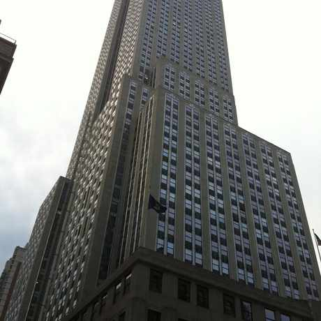 Photo of Empire State Building in Koreatown, New York