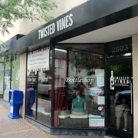 Photo of Twisted Vines Bottleshop & Bistro in Penrose, Arlington