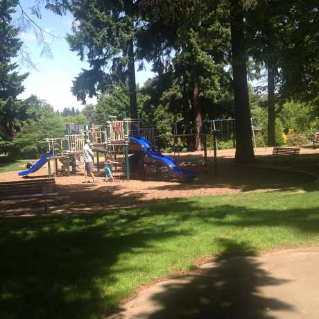 Photo of Grant City Park in Grant Park, Portland