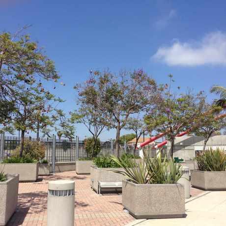Photo of El Cajon Boulevard at I-15 in Kensington, San Diego