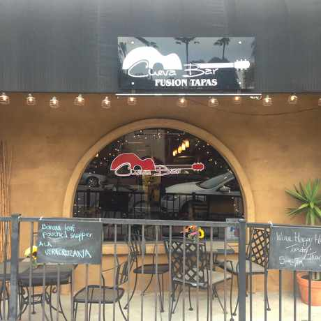 Photo of Cueva Bar in University Heights, San Diego
