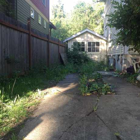 Photo of Less Maintained Homes In Area in Humboldt, Portland