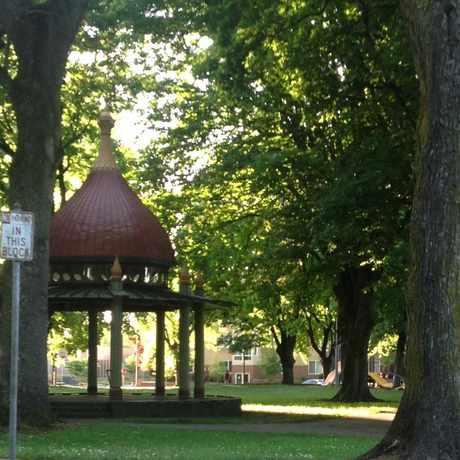 Photo of Gazebo At Davis Park in Eliot, Portland