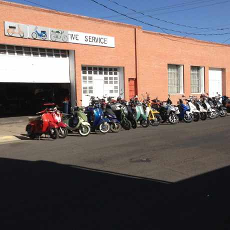 Photo of Two Wheel Drive Inc in Silver Hill, Albuquerque