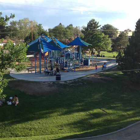 Photo of Jerry Cline Park in Albuquerque