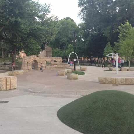 Photo of Washington Park in Cincinnati