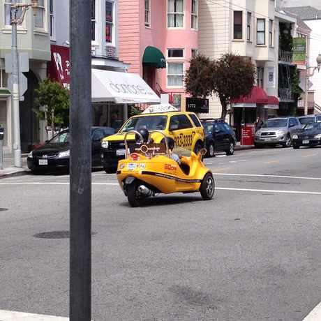 Photo of Fenzi Uomo in Union Street, San Francisco