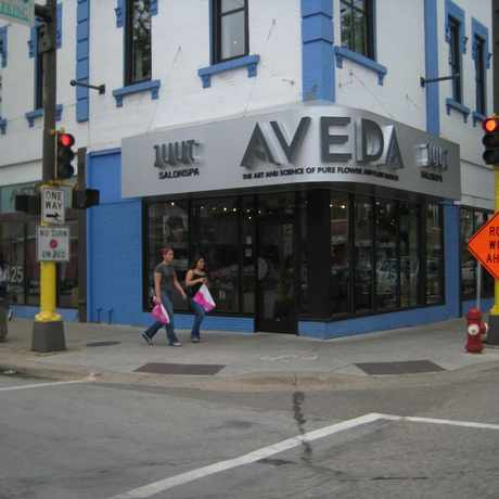 Photo of Aveda in Uptown, Minneapolis