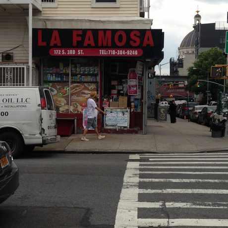 Photo of La Famosa Deli Grocery in Williamsburg, New York
