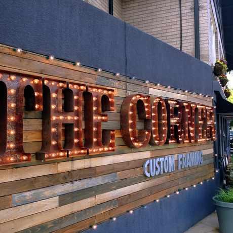 Photo of The Corner Framing in West Highland, Denver