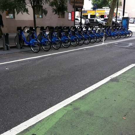Photo of Citi Bike: Henry St & Atlantic Av in Brooklyn Heights, New York