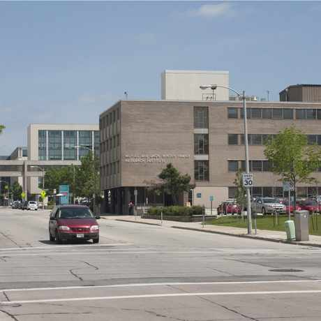 Photo of Marie and Jack Winter Family Research Institute in Avenues West, Milwaukee