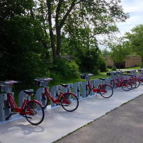 Photo of B-cycle: N. Thornton @ Tenney Park in Tenney-Lapham, Madison