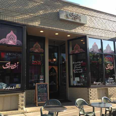 Photo of Shish A Mediterranean Grill & Cafe in St. Paul