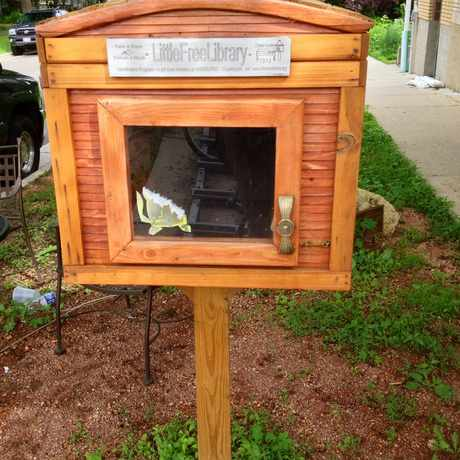 Photo of Little Free Library in Marquette, Madison