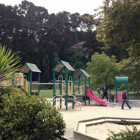 Photo of Douglass Playground in Noe Valley, San Francisco