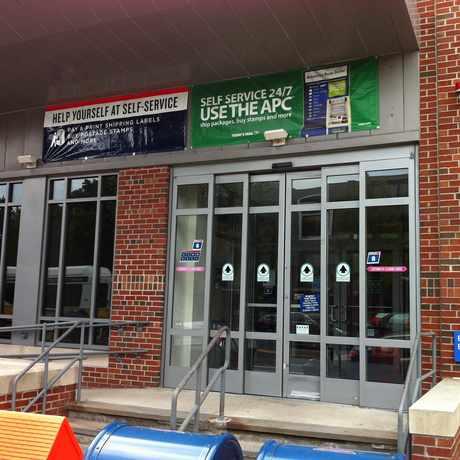 Photo of Brighton Post Office in St. Elizabeth's, Boston