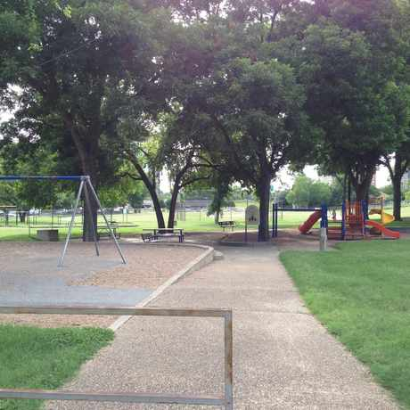 Photo of Sanchez Playground in East Cesar Chavez, Austin