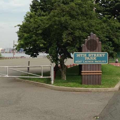 Photo of 16th Street Park in Bayonne