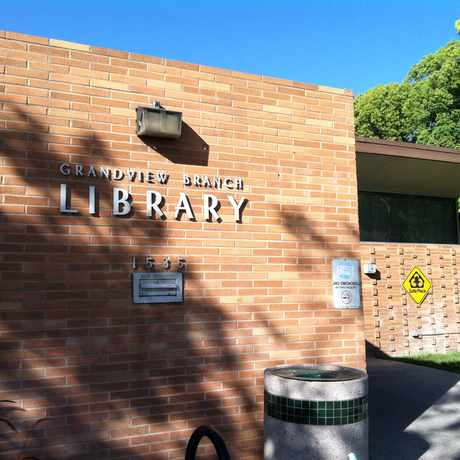 Photo of Grandview Library in Grandview, Glendale