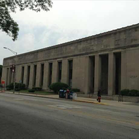 Photo of Oak Park Post Office in Oak Park