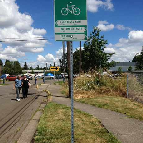Photo of Friendly St area in Eugene, OR in Friendly, Eugene