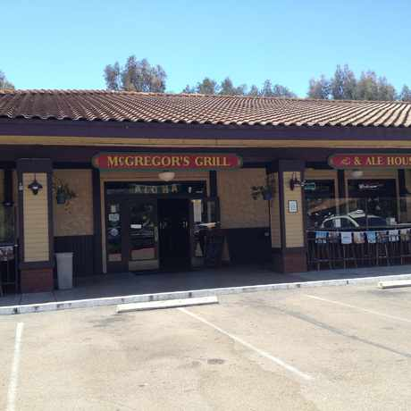 Photo of McGregor's Grill & Ale in Grantville, San Diego