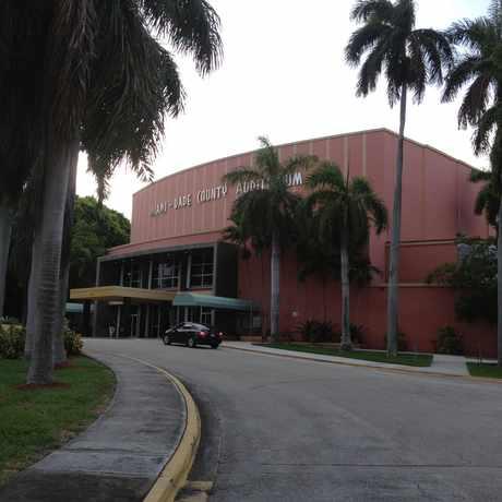 Photo of Miami-Dade County Auditorium in Miami