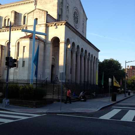 Photo of Shrine Of The Sacred Heart Columbia Heights DC in Columbia Heights, Washington D.C.