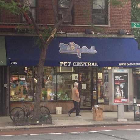 Photo of Pet Central in Murray Hill, New York