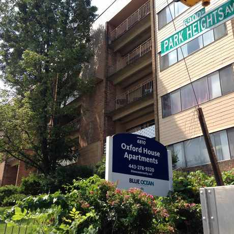 Photo of Oxford House Apartments in Cross Country, Baltimore