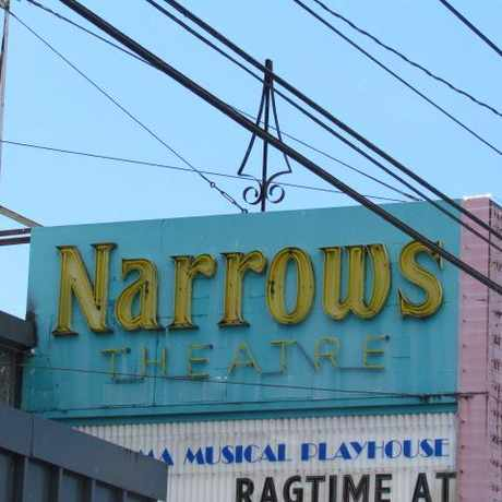 Photo of Narrows Theatre in Tacoma