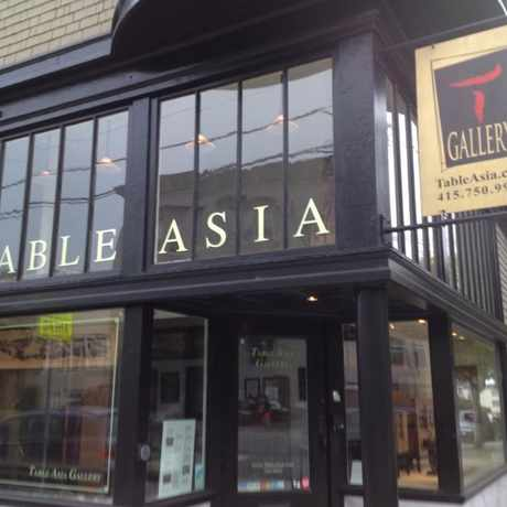 Photo of Table Asia Gallery in Inner Richmond, San Francisco