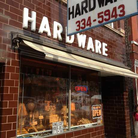 Photo of Cas Hardware Store in Edgewater, Chicago